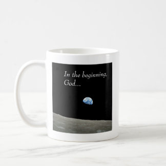 In the beginning... coffee mug