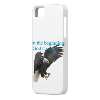 In the Beginning iPhone 5 Case