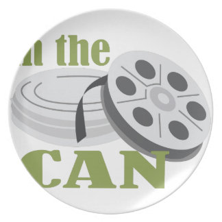 In the Can Party Plates