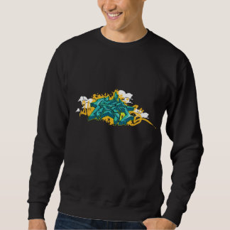 In the clouds sweatshirt