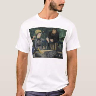 In the Conservatory - Édouard Manet (1879) T-Shirt