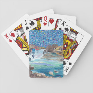 In the Cove Poker Deck