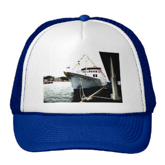 In the cruise boat 'Milky Way' space/large house Trucker Hat
