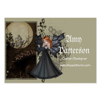 In the Dark of the Night Fantasy Business Cards