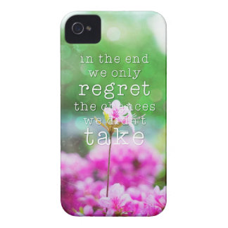 In the end... Case-Mate iPhone 4 case