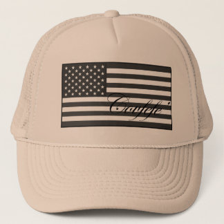 In the end we win hat