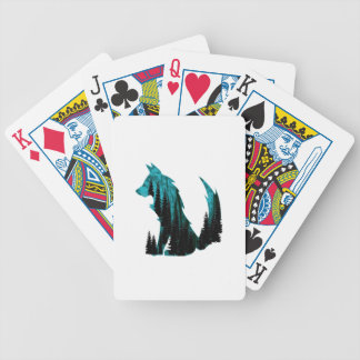 IN THE EVENING BICYCLE PLAYING CARDS