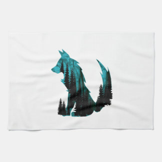 IN THE EVENING KITCHEN TOWEL