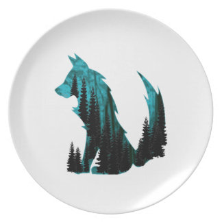 IN THE EVENING PLATE