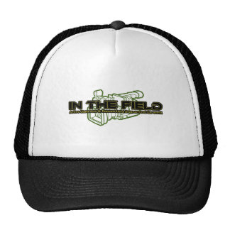 IN THE FIELD Apparrel Trucker Hat