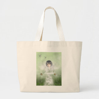 In the Field of Innocents Jumbo Tote Bag