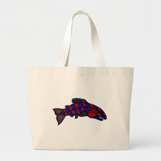 IN THE FLATS LARGE TOTE BAG