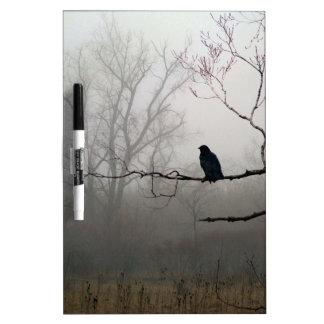 In The Fog Dry Erase Board