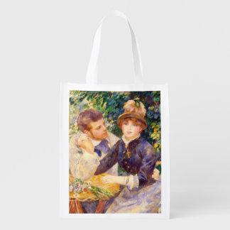 In the Garden, 1885 Grocery Bag