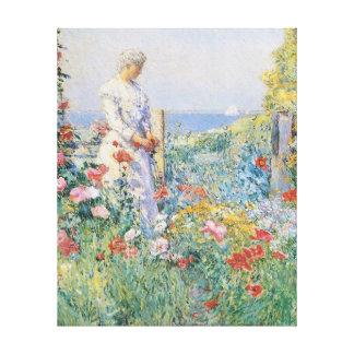 In the Garden, 1892 Canvas Print