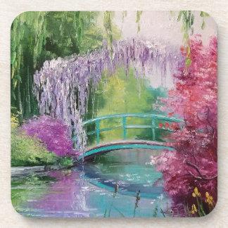 in the garden of Monet Coaster