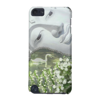 In the Garden - Quan Yin Flowers iPod Touch 5G Covers