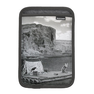 IN THE GRAND CANYON iPad MINI SLEEVE