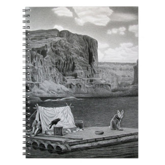 IN THE GRAND CANYON NOTEBOOK