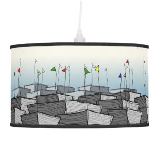 in the harbour pendant lamp