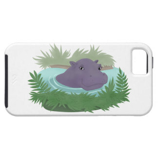 In the Hippo Pond iPhone 5 Covers