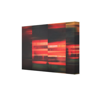 In the intoxication of the speed canvas print