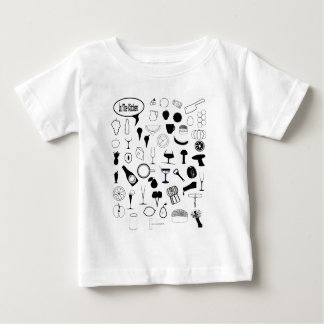 In The Kitchen Baby T-Shirt
