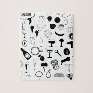 In The Kitchen Jigsaw Puzzle