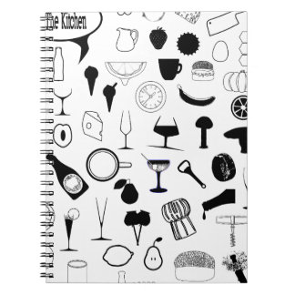 In The Kitchen Notebooks
