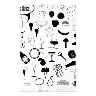 In The Kitchen Stationery
