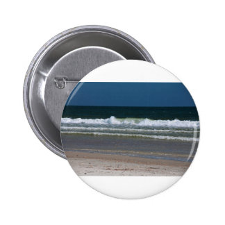 In the Land of the Long White Wave 2 Inch Round Button