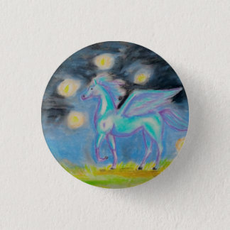 In The Light. 1 Inch Round Button