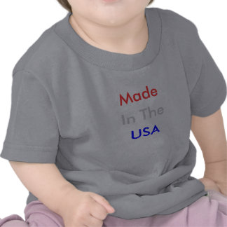 In The Made USA Tshirt