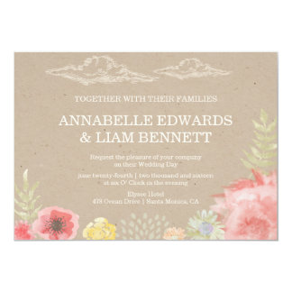 In the Meadow Summer Wedding Invitation