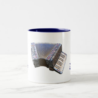 IN THE MOOD, FOR SOME ZYDECO Accordion Ceramic Mug