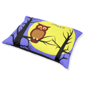 In the Moonlight Pet Bed