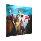 In the Mooooood Canvas Print