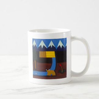 In the Peruvian Mountains 2006 Coffee Mug