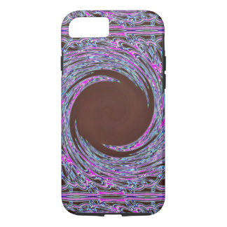 In The Pink Colorfoil Bandanna iPhone 8/7 Case