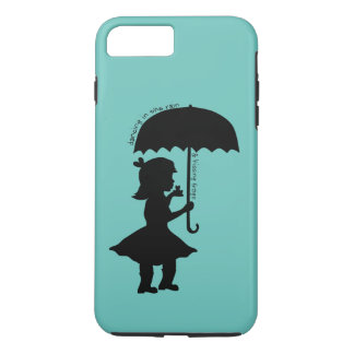 In The Rain With A Frog iPhone 7 Plus Case