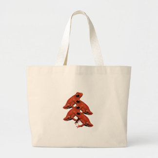 IN THE RAINFOREST LARGE TOTE BAG