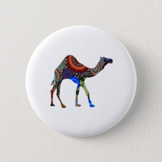 IN THE SAHARA 2 INCH ROUND BUTTON