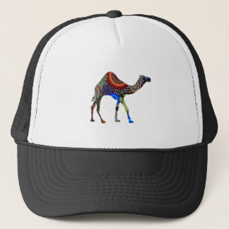 IN THE SAHARA TRUCKER HAT
