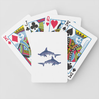 IN THE SCHOOL BICYCLE PLAYING CARDS
