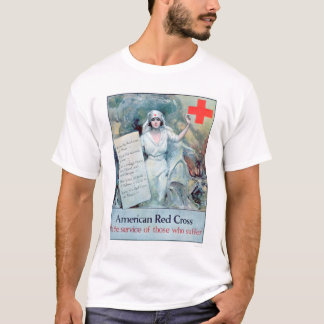 In the Service of those who Suffer (US00018) T-Shirt