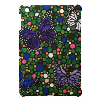 In the spring garden iPad mini cover