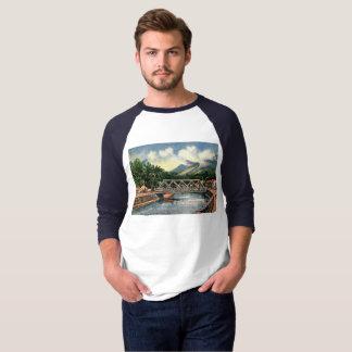 In the Suburbs, Honolulu, Hawaii Vintage T-Shirt