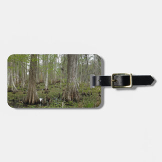 In the Swamp Luggage Tag