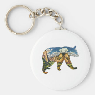 IN THE VALLEY KEYCHAIN