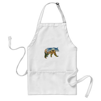IN THE VALLEY STANDARD APRON